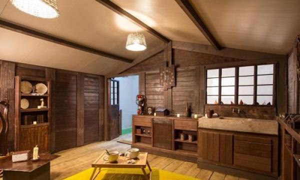 Ngôi nhà dành cho 4 người xây hoàn toàn bằng chocolate <!-- check switch to english site -->