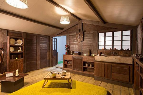 Ngôi nhà dành cho 4 người xây hoàn toàn bằng chocolate - 2