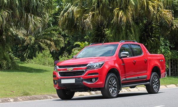 Chevrolet Colorado hay nhiều mẫu bán tải nhập khẩu Thái Lan khác trước nguy cơ tăng giá từ 2018 thay