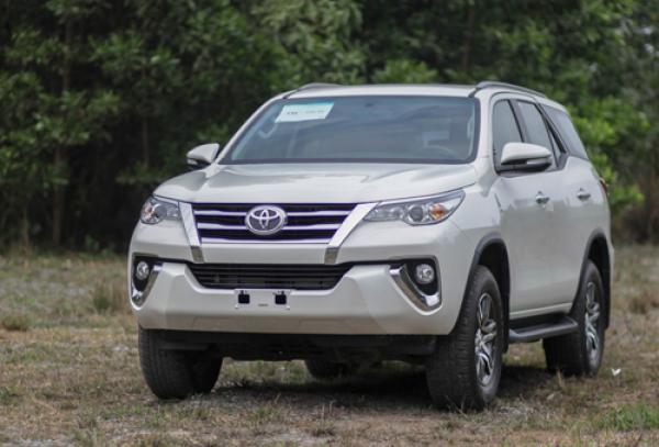 Kỳ vọng giá giảm nhờ thuế nhập khẩu về 0% từ 2018 chia đều cho Toyota Fortuner, Ford Everest và nhiề