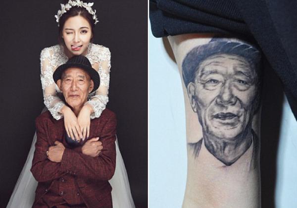Fu Xuewei, 25 tuổi cho biết cô không có kế hoạch kết hôn hiện tại. Nhưng ông của cô thì đã 87 tuổi.