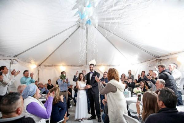 Đám cưới thực sự y như tôi mơ ước. Tôi không thể hình dung được có cáchnào hoàn hảo hơn, cô dâu thổ