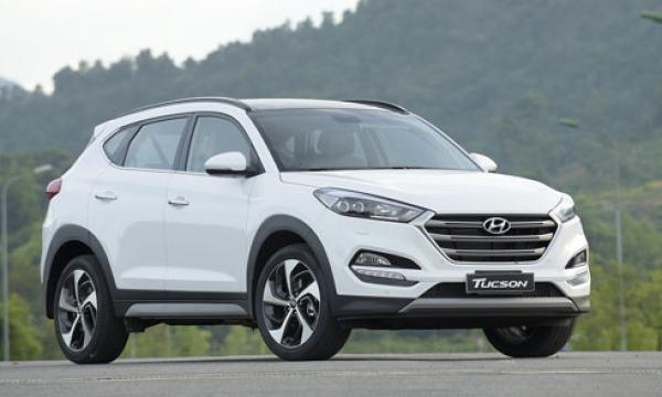 Hyundai Tucson giảm giá \'sát ván\' 130 triệu tại Việt Nam