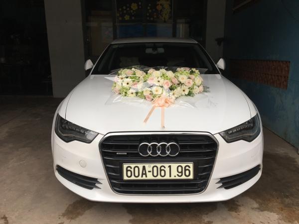 Thuê xe hoa Audi Biên Hòa