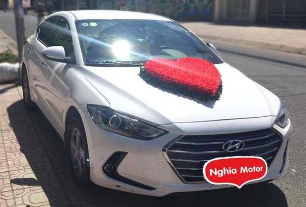 Xe hoa cưới Hyundai Elantra