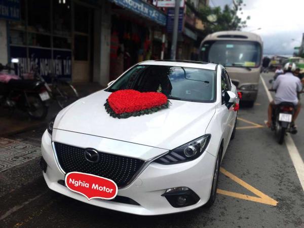 Thuê xe hoa Mazda 3 Biên Hòa