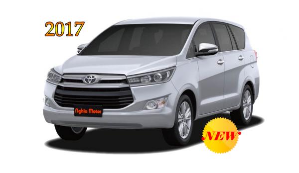Thuê xe toyota 2017 Biên Hòa